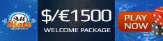 Your €1500 Welcome Package