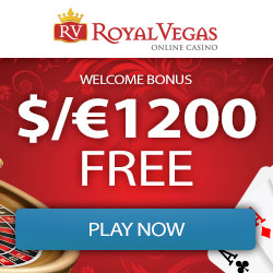 Royal Vegas casino 50 free spins